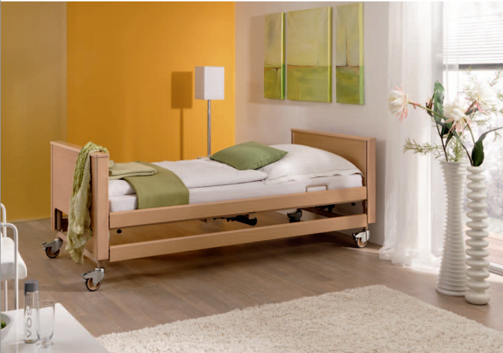 תמונה של מיטה חשמלית מתכווננת Arminia III
