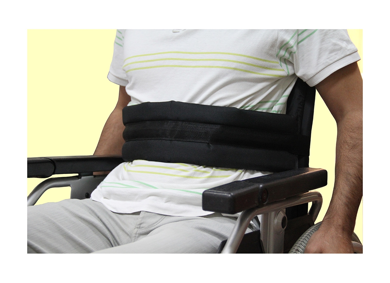 תמונה של חגורה לכסא גלגלים